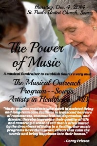The Power of Music--Souris @ St. Paul's United Church