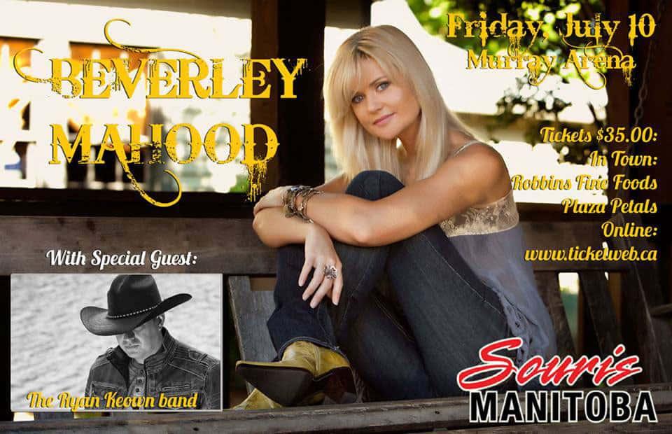 Beverley Mahood Concert