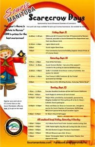 Scarecrow Days @ Various locations around Souris |  |  |