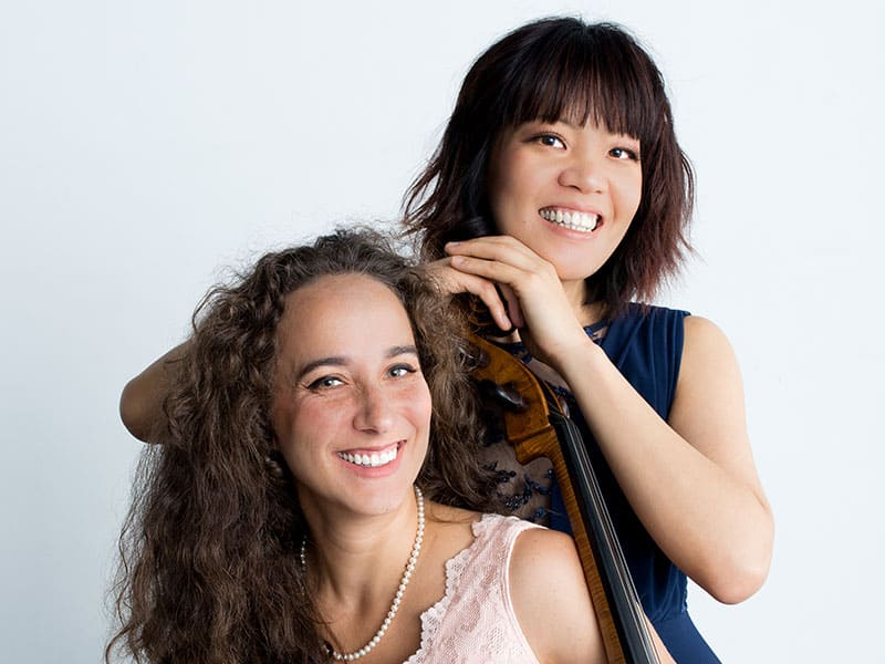 An Evening of Cello and Piano @ Avalon Theatre