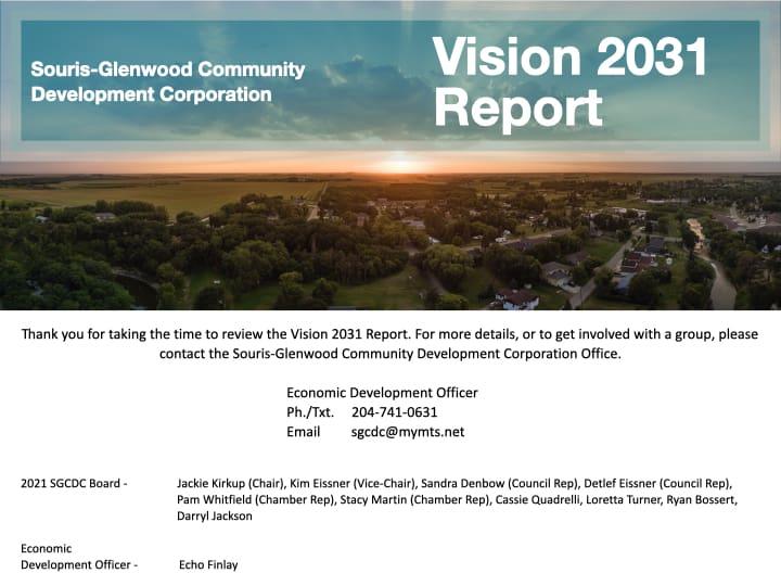 Vision 2031 Report